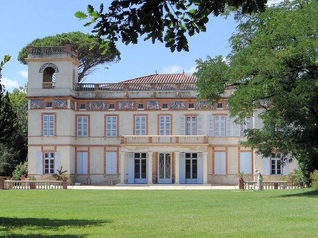 Château de Villebrumier