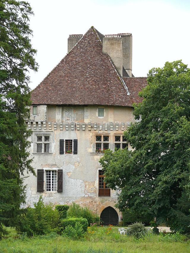 Château des Junies