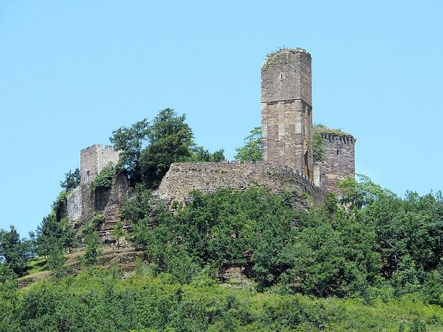 Château des Tours-Saint-Laurent