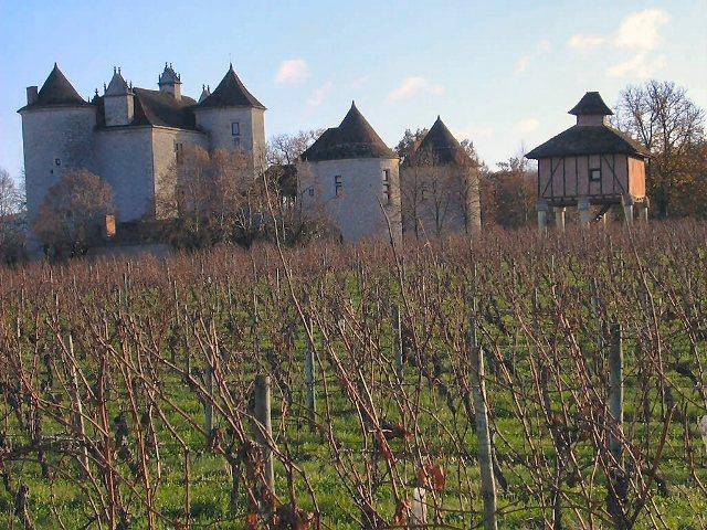 Château Lagrézette