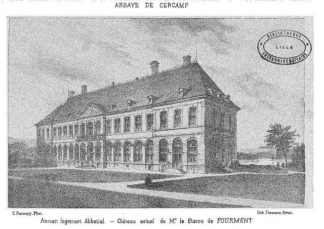Abbaye Notre-Dame de Cercamp