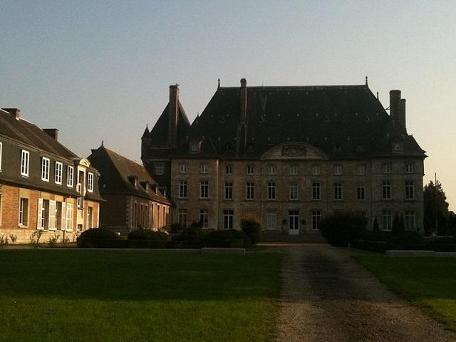 Château de la Motte-aux-Bois