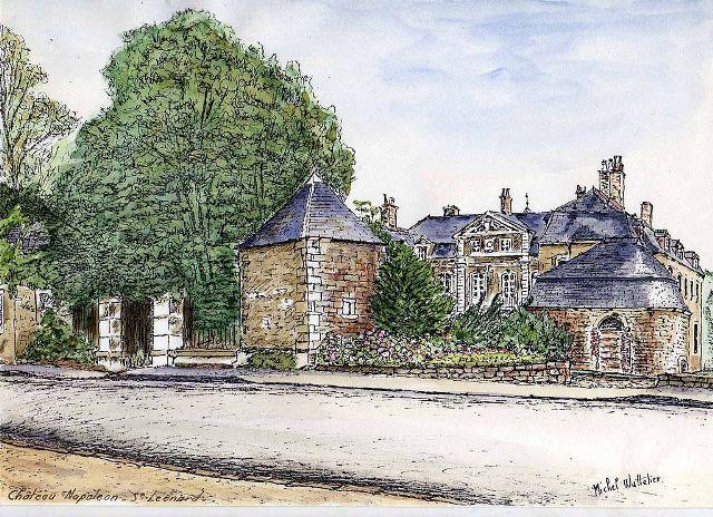 Château de Pont-de-Briques