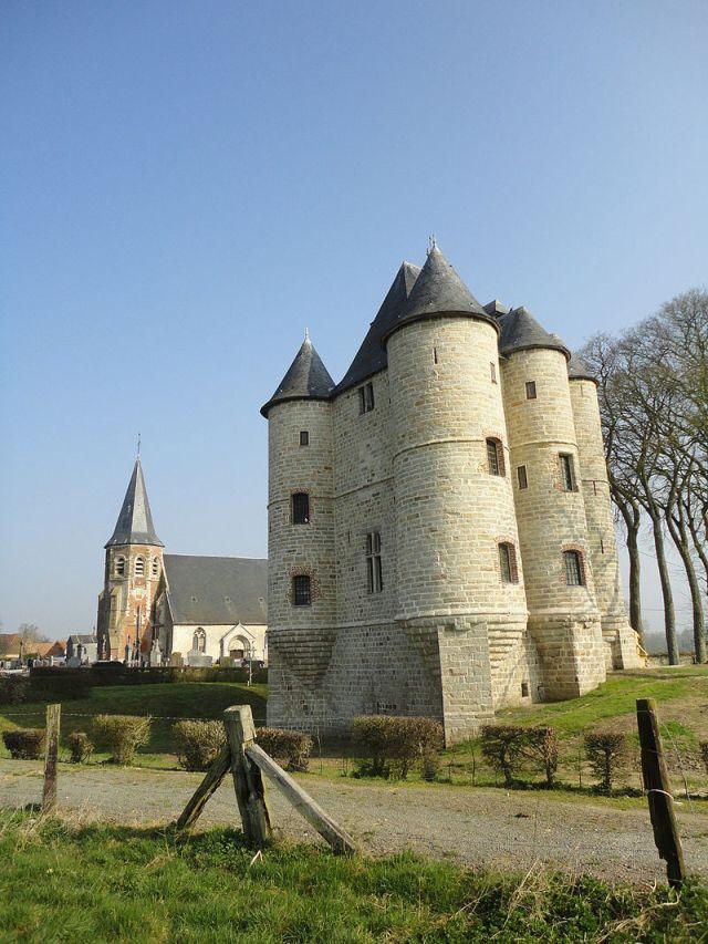 Donjon de Bours