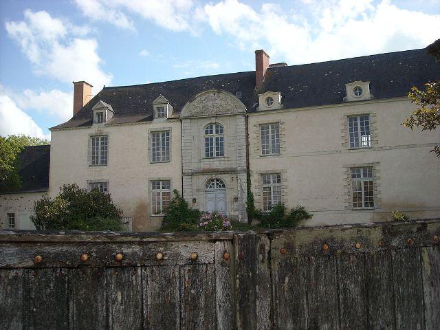 Château d'Ampoigné