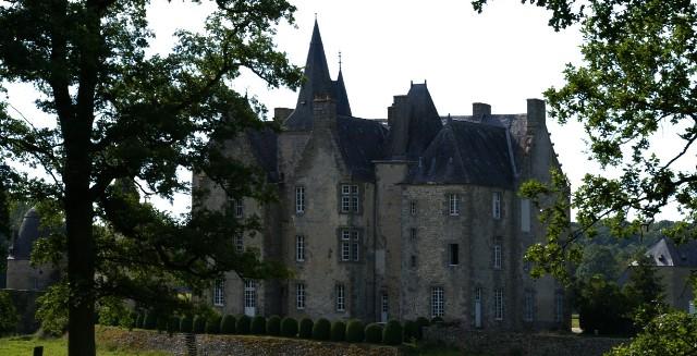 Château de Bourgon (Mayenne)
