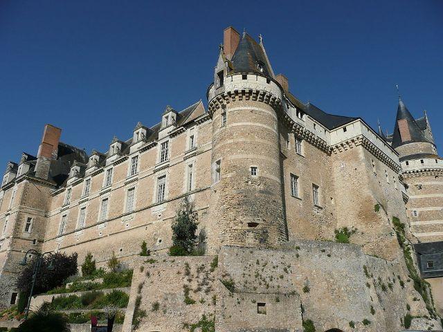 Château de Durtal (Anjou)