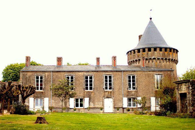 Château de l'Échasserie