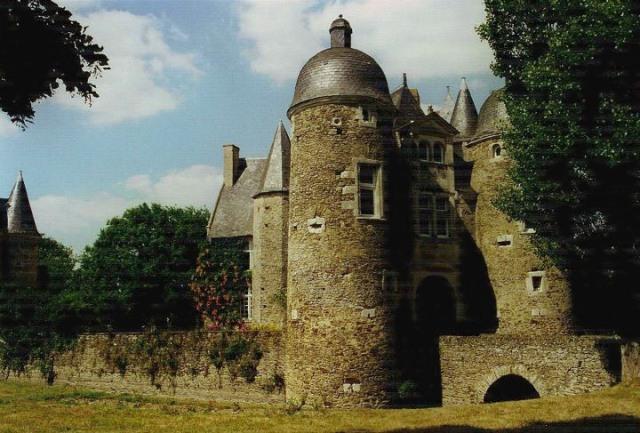 Château de l'Escoublère