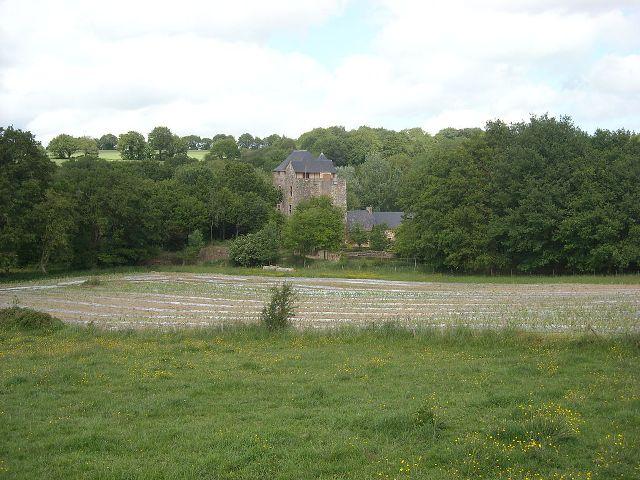 Château de La Boissière (Mayenne)