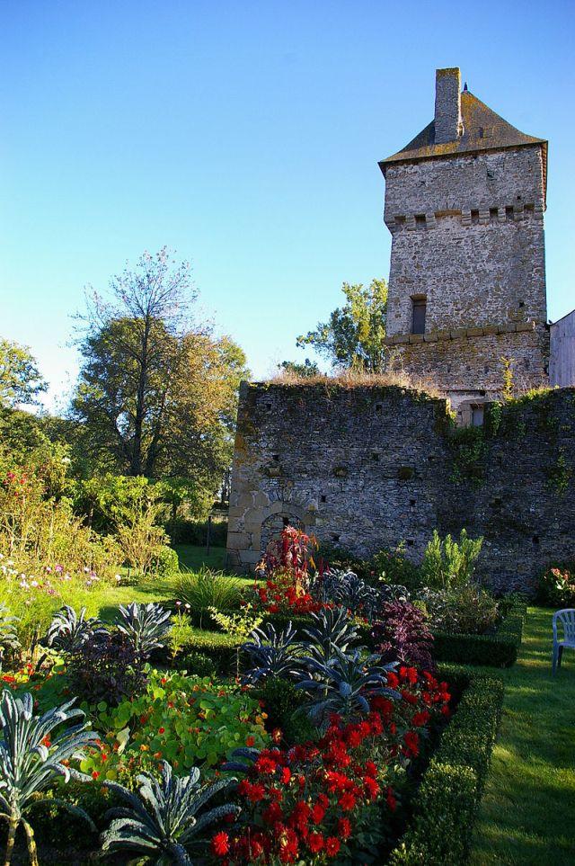 Château de la Courbe de Brée