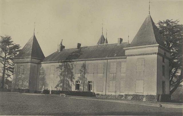 Château de la Pelissonnière