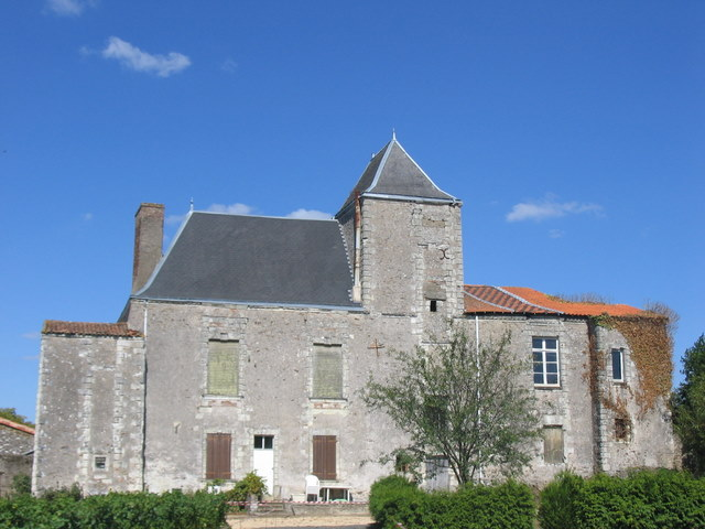 Château de la Vrillière