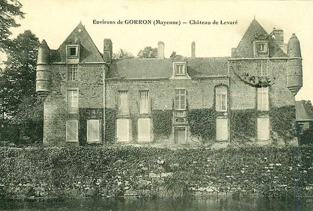 Château de Levaré
