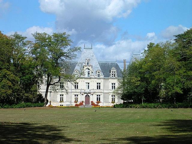 Château de Maubreuil