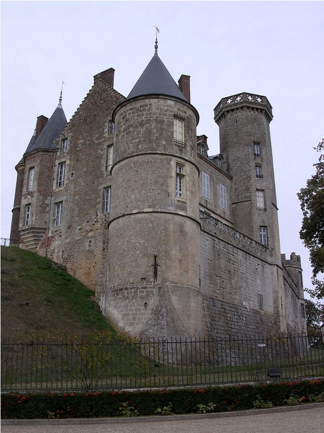 Château de Montmirail (Sarthe)