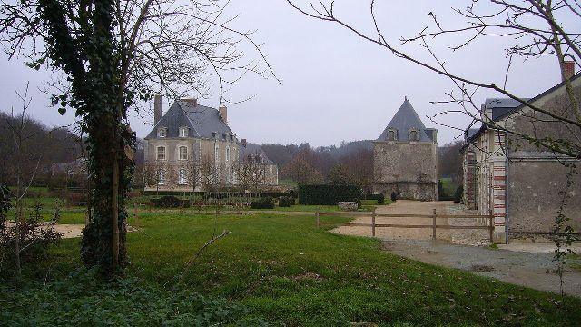 Château de Noizé