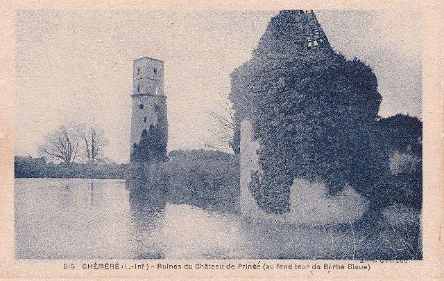 Château de Princé