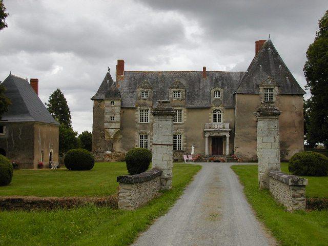 Château de Quéhillac