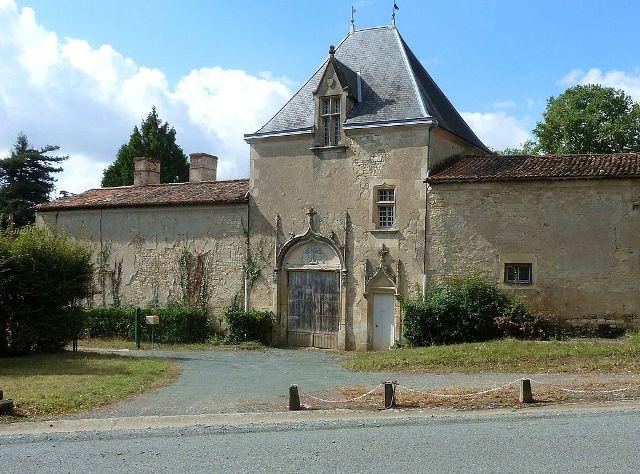 Château de Saint-Michel-le-Cloucq