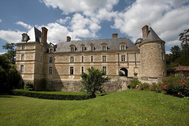 Château de Sainte-Hermine