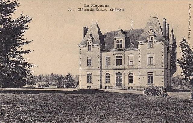 Château des Écorces