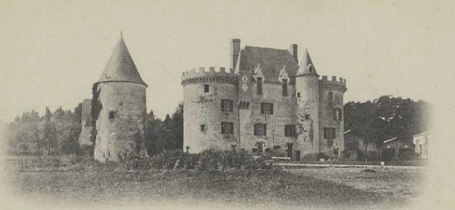 Château du Fief-Milon