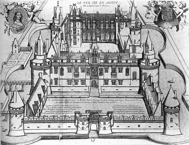 Château du Verger de Seiches-sur-le-Loir