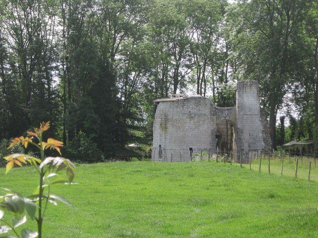 Château d'Eaucourt-sur-Somme