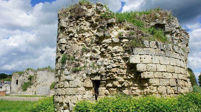 Château de Bazoches-sur-Vesles