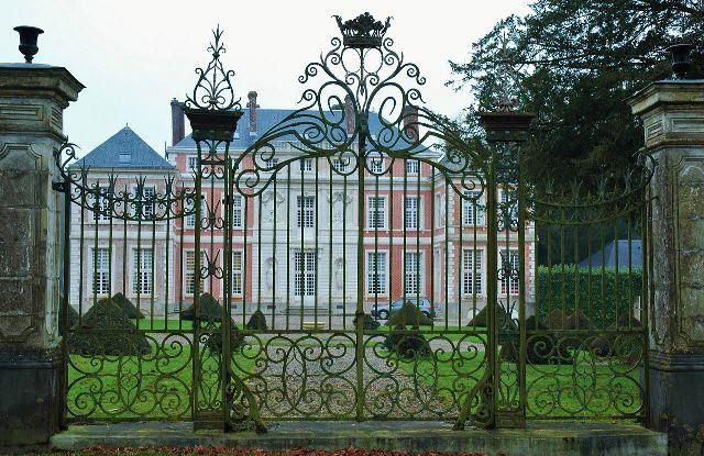 Château de Brailly-Cornehotte