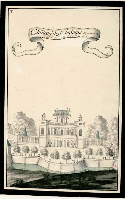 Château de Chailvet