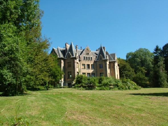 Château de Chevregny