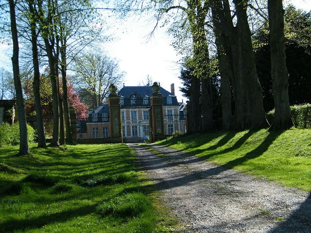 Château de Foucaucourt