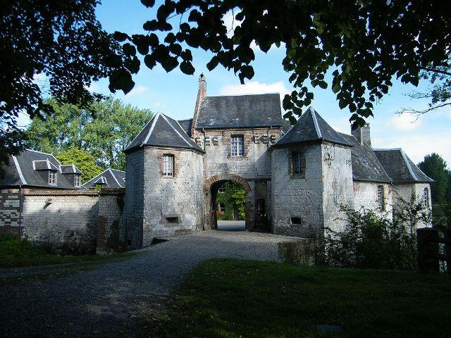 Château de Nampont
