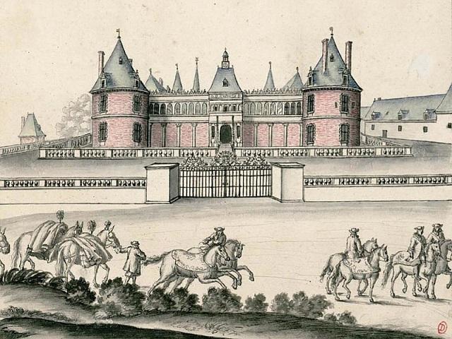 Château de Nanteuil