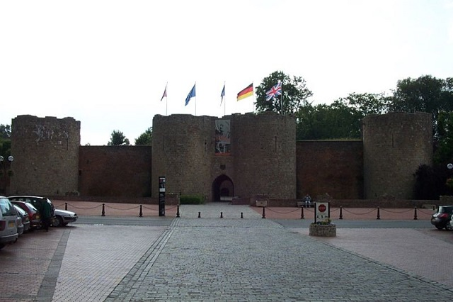 Château-fort de Péronne