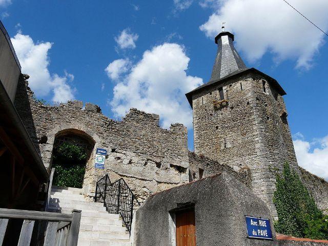 Château d'Airvault