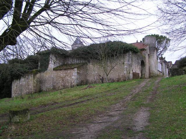 Château d'Anqueville