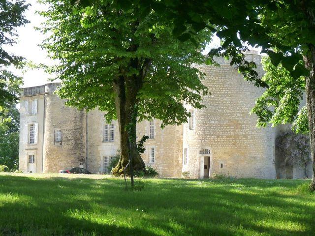 Château d'Ardenne (Moulidars)