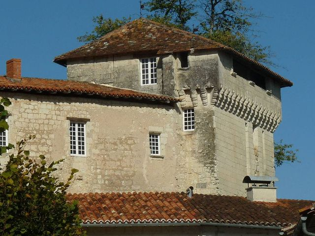 Château d'Aubeterre