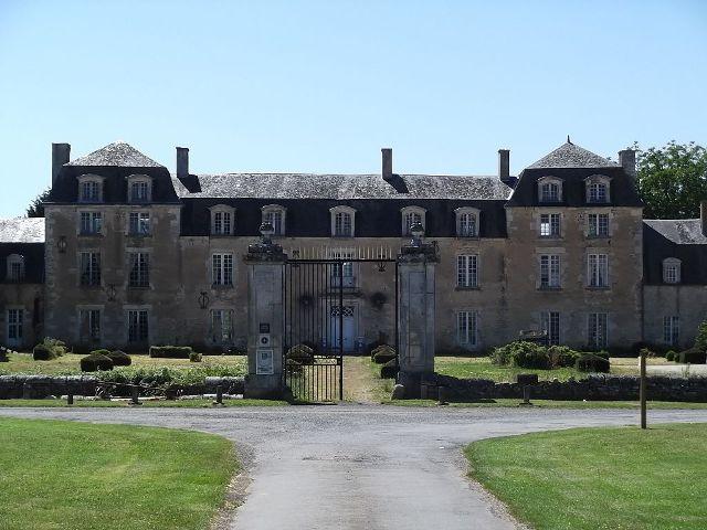 Château d'Épanvilliers