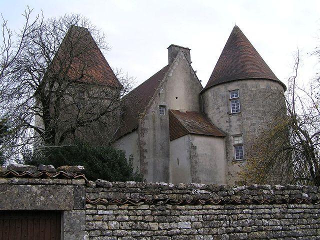 Château de Barbezières