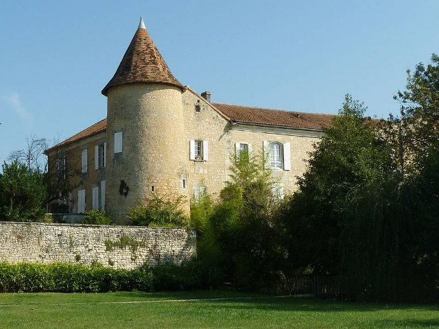 Château de Blanzaguet