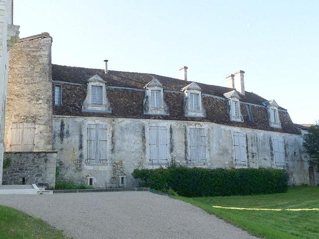 Château de Bouëx