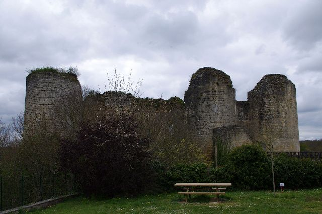Château de Gençay