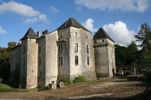 Château de Gourville