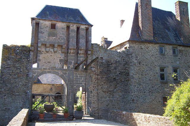 Château de la Guyonnière