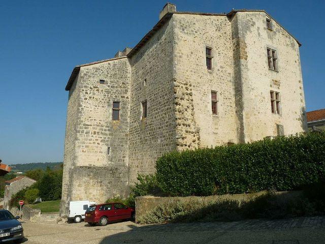 Château de Montbron (Charente)