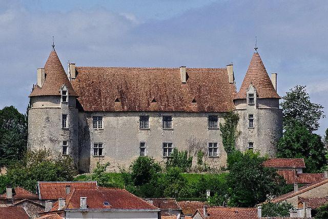 Château de Montmoreau